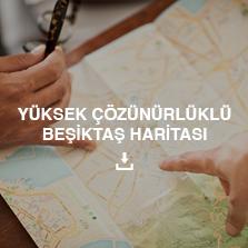 Beşiktaş Haritası